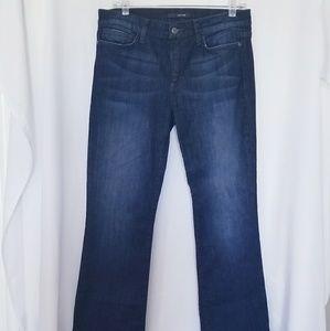 EUC Joe's Jeans Provocateur/Boot Dark Blue Size 28